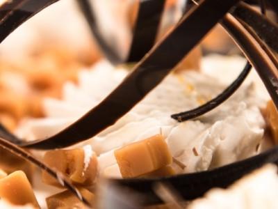 Tort de caramel crocant